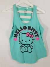Blue Hello Kitty Athletic Top Size S
