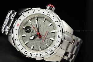 Invicta Men 50mm Star Wars High Polish Silver Grey Metal Dial Limited Ed Watch