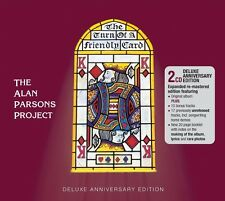 THE ALAN PARSONS PROJECT - THE TURN OF A FRIENDLY CARD 2 CD NEW+