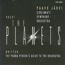 HOLST: THE PLANETS; BRITTEN: THE YOUNG PERSON'S GUIDE TO THE ORCHESTRA (NEW CD)