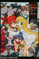 "JAPAN Disgaea: Hour of Darkness Anime Fan Book ""Makai eno Sasoi"""