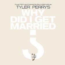 Tyler Perry's: Why Did I Get Married, Various Artists, Very Good Soundtrack
