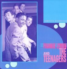 NEW Frankie Lymon and the Teenagers: The Complete Recordings (Audio CD)