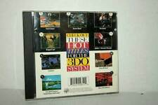 CHECK OUT THESE HOT TITLES DEMO SAMPLER USATO 3DO VERSIONE AMERICANA VBC 45637