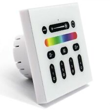 Mi-Light LED Touch Panel 4 Zonen RGB+W RGBW Controller Wireless 2.4GHz WIFI 2.4G