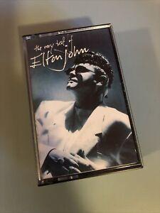 Elton John - The Very Best Of Double Cassette Tape