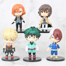 My Hero Academia Shouto Anime 5 PCS Action Figure Doll Gift Kids Toy Cake Topper