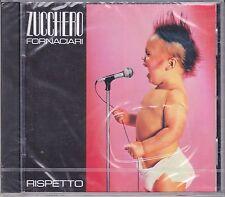CD ♫ Compact disc «ZUCCHERO FORNACIARI ♪ RISPETTO» nuovo