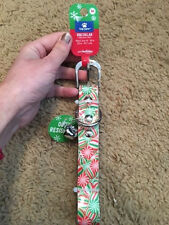 NWT Top Paw Dog Collar MEDIUM Christmas Holiday Peppermint EASY CLEAN