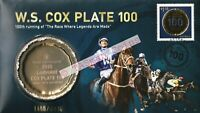 PNC Australia 2020 W.S. Cox Plate 100th Running Medallion Limited Edition 2020