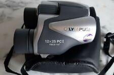 OLYMPUS PC1Compact Binoculars 12X25 SUPERB CONDITION