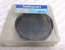 Heliopan 72mm Polarizer Glass Lens Filter Germany ES72 MFR # 707239 72 mm
