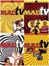MADtv MAD TV Season 1-4 DVD Bundle Set BRAND NEW Free Shipping