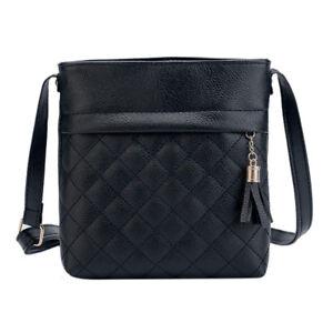 Women Tassel Handbag Girl Messenger Shoulder Crossbody Bolsa Feminine Bag