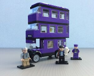 LEGO Harry POTTER - 4866 - The Knight Bus - BRIQUES - SET