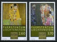 Liechtenstein 2018 Art, Painting, Gustav Klimt MNH**