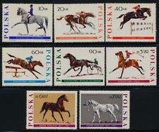 Poland 1474-81 MNH Horses