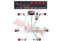 HDMI Dolby DTS PCM 5.1 7.1 To Optical Digital Audio Converter Decoder