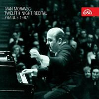 Ivan Moravec - Twelfth Night Recital  music by Bach, Mozart, [CD]