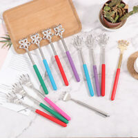 An Eagle Claw Fountain Pen Back Scratcher  Telescopic Extendable Mobility Tool