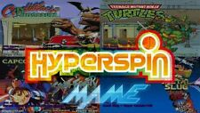 8Tb Hyperspin for Pc Retro Arcade Mame Retroarch Frontend Download