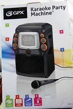 NIB GPX Karaoke Party Machine JM332B