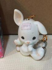 Precious Moments Sho-Bunny Falls for you Like I do Ornament