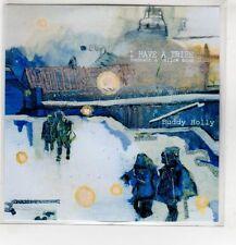 (HF949) Buddy Holly, I Have A Tribe - 2016 DJ CD