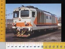 20540] TRASPORTI TRENI - FERROVIA - TRENO D 445. 1006