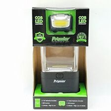 COB LED Lantern and Headlamp Combo Pack (200 / 150 lumens) Batteries Included