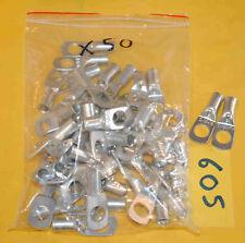 50 x cosse 35mm2 cuivre étamé à sertir KLAUKE KL+35-12 fixation M12 ( 605 )