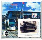 TIMBRE BLOC CNEP N° 78   DENTELE  SALON  PARIS-PHILEX 2018