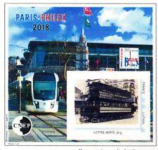 TIMBRE BLOC CNEP N° 78   NON DENTELE  SALON  PARIS-PHILEX 2018  NOUVEAU..