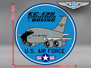 U.S. AIR FORCE US USAF PUDGY 707 B707 KC-135 KC 135 STRATOTANKER DECAL / STICKER
