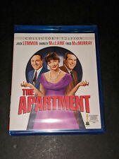 The Apartment Blu-Ray Oop Brand New Sealed Wilder