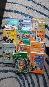 11 Bücher von ENID BLYTON – 5 Freunde  – GEBUNDENE AUSGABEN