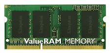 Kingston KVR1333D3S9/2G (2 GB, PC3-10600 (DDR3-1333), DDR3 SDRAM, 1333 MHz, SO DIMM 204-pin) RAM Module