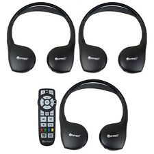 07-16 CHRYSLER Town Country VES UCONNECT 3 Headphones OEM KIT REMOTE 05091246AA