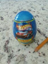 Hot Wheels Sour Cars & Tattoo Collectible Egg