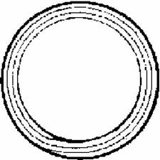 Dichtring Abgasrohr - Ajusa 19002200