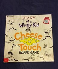 Diary of a Wimpy Kid CHEESE TOUCH BOARD GAME 2010 complete