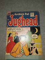 ARCHIE SERIES Vol 1  NO 51 ARCHIE'S PAL JUGHEAD DEC 1958 UNGRADED