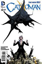 Catwoman #38 2011 New 52 DC Comics