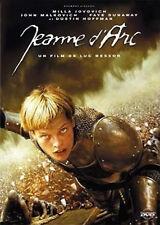 DVD *** JEANNE D'ARC *** de Luc Besson