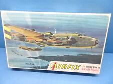 1/72  Airfix USA ( Craftmaster 1965): WW II   Halifax Bomber