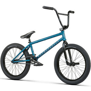"""2021 WE THE PEOPLE BMX REVOLVER 20"""" BICYCLE MATTE SKIPPER GREEN"""