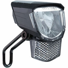 """CONTEC LED Headlight """" HL-3000 N """" with Parking Light For Hub Dynamo 30 Lux"""