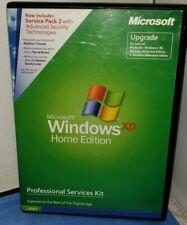 Microsoft Windows XP Home Edition w/ Service Pack 2 SP2
