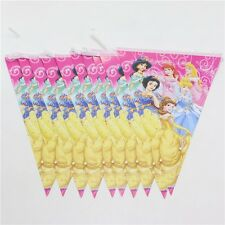 Disney Princess Girl Banner Bunting Flag Happy Birthday 2.5 Meter Snow White