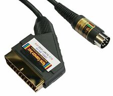 OREL BK-08 (Soviet Spectrum Clone) High Quality RGB Scart Cable TV Video Lead